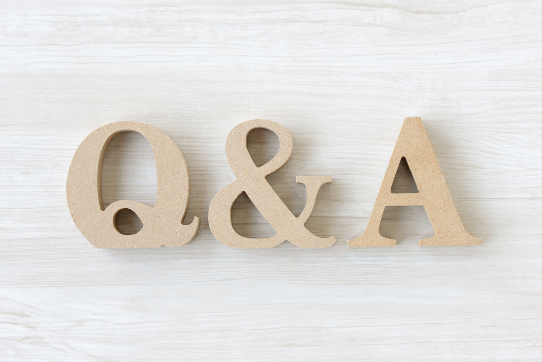 Q &Aの画像